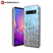 transparent Forcell Prism case Samsung S10 plus Mobil tilbehør