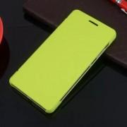 HUAWEI HONOR 7 læder cover, grøn Mobiltelefon tilbehør