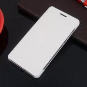 HUAWEI HONOR 7 læder cover, hvid Mobiltelefon tilbehør