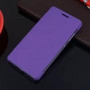 HUAWEI HONOR 7 læder cover, lilla Mobiltelefon tilbehør