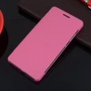 HUAWEI HONOR 7 læder cover, pink Mobiltelefon tilbehør