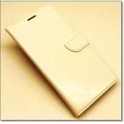HUAWEI MATE S læder cover med kort lommer, hvid Mobiltelefon tilbehør