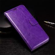 HUAWEI NEXUS 6P læder cover med kort holder, lilla Mobiltelefon tilbehør