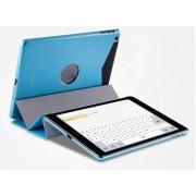 IPAD AIR 0,7 mm tynd læder cover, blå Ipad ogTablet tilbehør