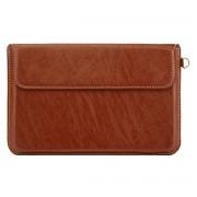 IPAD MINI taske / sleeve i læder, brun Ipad ogTablet tilbehør