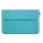 IPAD MINI taske / sleeve i læder, lyseblå Ipad ogTablet tilbehør