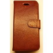 IPHONE 5S premium læder cover Mobiltelefon tilbehør