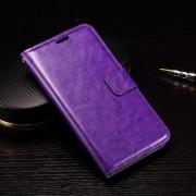 LG NEXUS 5X læder cover, lilla Mobiltelefon tilbehør