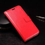 LG NEXUS 5X læder cover, rød Mobiltelefon tilbehør