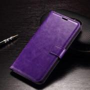 LG V10 læder cover med kort lommer, lilla Mobiltelefon tilbehør