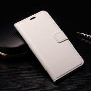 MICROSOFT LUMIA 950 læder cover med kort lommer, hvid Mobiltelefon tilbehør