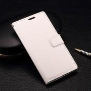 ONEPLUS X læder cover med kort lommer, hvid Mobiltelefon tilbehør