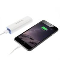 Powerbank 2600 mAH mini ekstern batteri / oplader Mobiltelefon tilbehør
