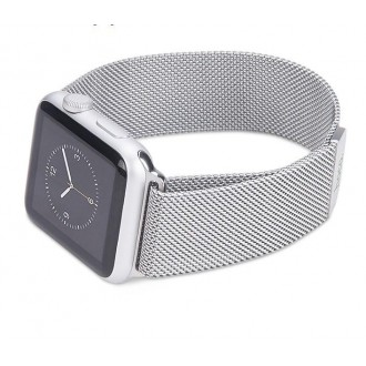 APPLE WATCH 42 MM Luksus Milanese urrem Smartwatch tilbehør