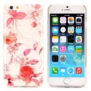 IPHONE 6 / 6S bag cover med mønster Mobiltelefon tilbehør
