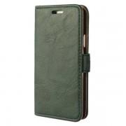 SAMSUNG GALAXY A3 læder cover med kort holder Mobiltelefon tilbehør