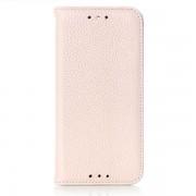 HTC ONE M8 læder cover, hvid Mobiltelefon tilbehør