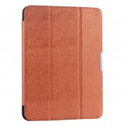 Samsung Galaxy Tab 4 10.1 læder cover, brun Ipad ogTablet tilbehør
