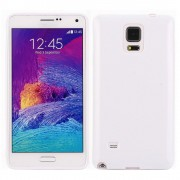 SAMSUNG GALAXY NOTE 4 bag cover hvid Mobiltelefon tilbehør