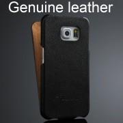 SAMSUNG GALAXY s6 edge læder cover Mobiltelefon tilbehør