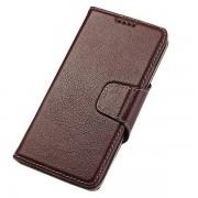 SAMSUNG GALAXY S6 edge business læder pung cover vinrød, Mobiltelefon tilbehør