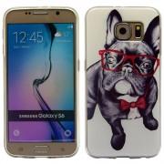 SAMSUNG GALAXY S6 ultra tynd bag cover med mønster, 11 Mobiltelefon tilbehør