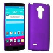 LG G4 PRO / NOTE 4 Matte Hard Case bag cover lilla Mobiltelefon tilbehør