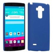 LG G4 PRO / NOTE 4 Matte Hard Case bag cover mørkeblå Mobiltelefon tilbehør