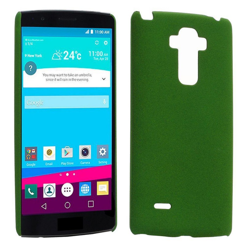 new style afabf 16877 LG G4 PRO / NOTE 4 Matte Hard Case bag cover grøn