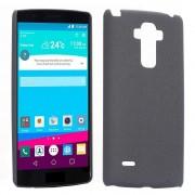 LG G4 PRO / NOTE 4 Matte Hard Case bag cover grå Mobiltelefon tilbehør