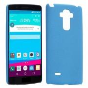 LG G4 PRO / NOTE 4 Matte Hard Case bag cover lyseblå Mobiltelefon tilbehør
