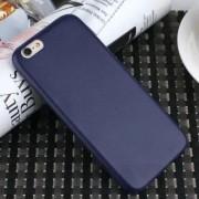 IPHONE 6 / 6S bag cover i klassisk look mørkeblå Mobiltelefon tilbehør