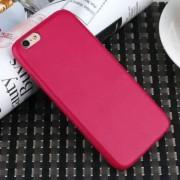 IPHONE 6 / 6S bag cover i klassisk look rød Mobiltelefon tilbehør