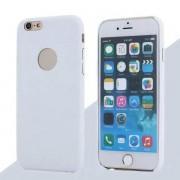 IPHONE 6 / 6S bag cover i klassisk look med logo hvid Mobiltelefon tilbehør