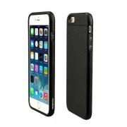 IPHONE 6 / 6S Moshuo aluminium bag cover Mobiltelefon tilbehør
