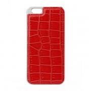 IPHONE 6 / 6S læder bag cover med mønster Mobiltelefon tilbehør