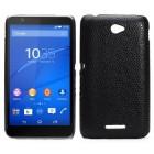 SONY XPERIA E4 læder bag cover Mobiltelefon tilbehør