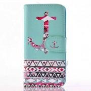 Sony Xperia Z3 Compact Pung Læder cover med kryds mønster Mobiltelefon tilbehør