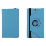 SONY XPERIA Z3 TABLET læder cover, lyseblå Ipad ogTablet tilbehør